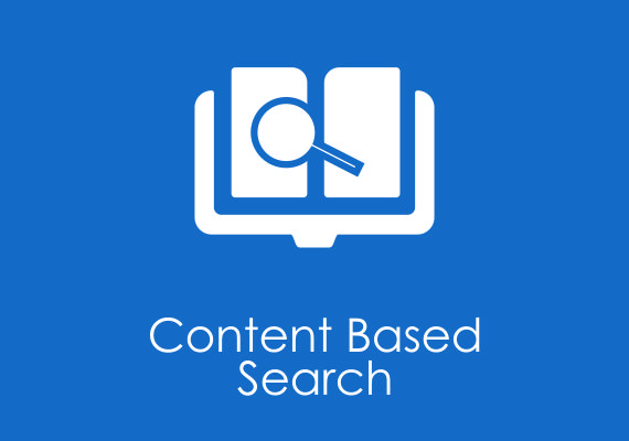 Content based search